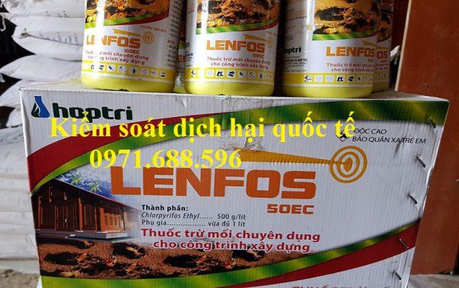 Thuốc diệt mối Lenfos 50EC- Thuốc diệt mối chính hãng