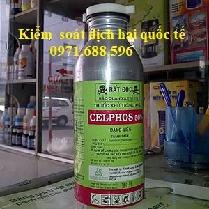 Thuốc khử trùng CELPHOS 56%- Thuốc khử trùng, xông mọt Ấn độ