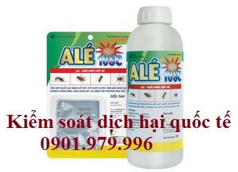 Thuốc diệt côn trùng Alé- Thuốc phun diệt muỗi ALé 10SC