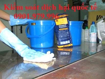 dịch vụ khử trùng diệt khuẩn