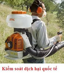 máy phun Stihl 420