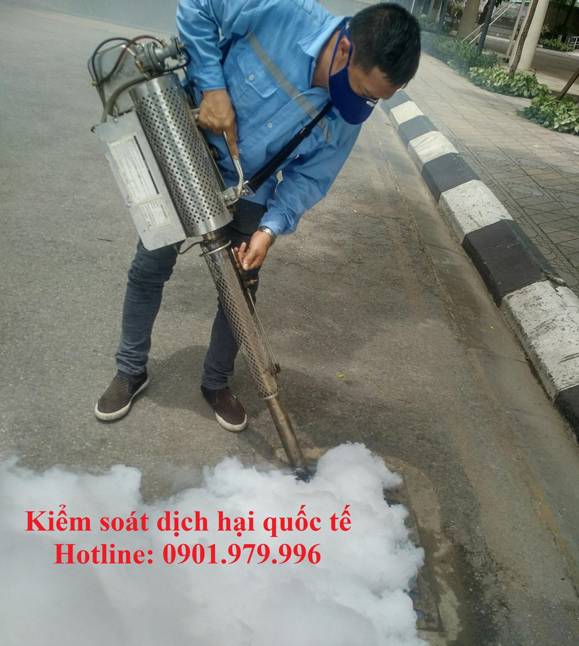 Dịch vụ kiểm soát côn trùng( ruồi, muỗi, kiến, gián,…) tại Long Biên
