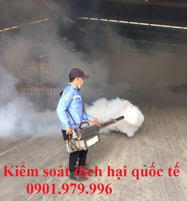 Xông khói diệt côn trùng